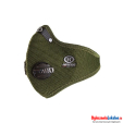 Maska antysmogowa Respro Ultralight green - allergy sport